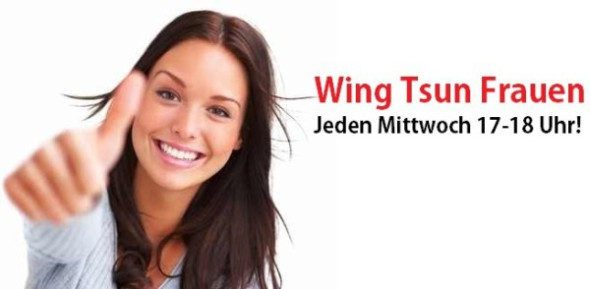 Wing Tsun Frauen