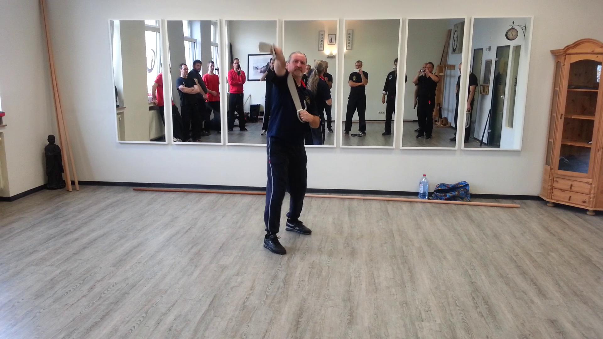 Wing Chun TJWC 2