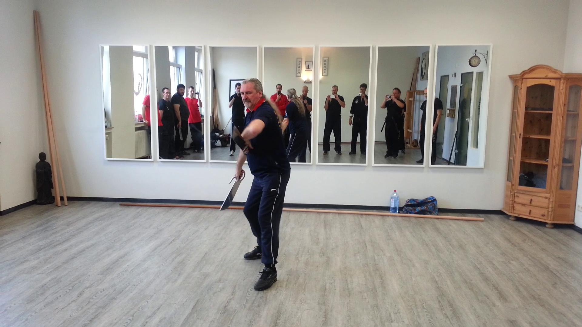 Wing Chun TJWC 3