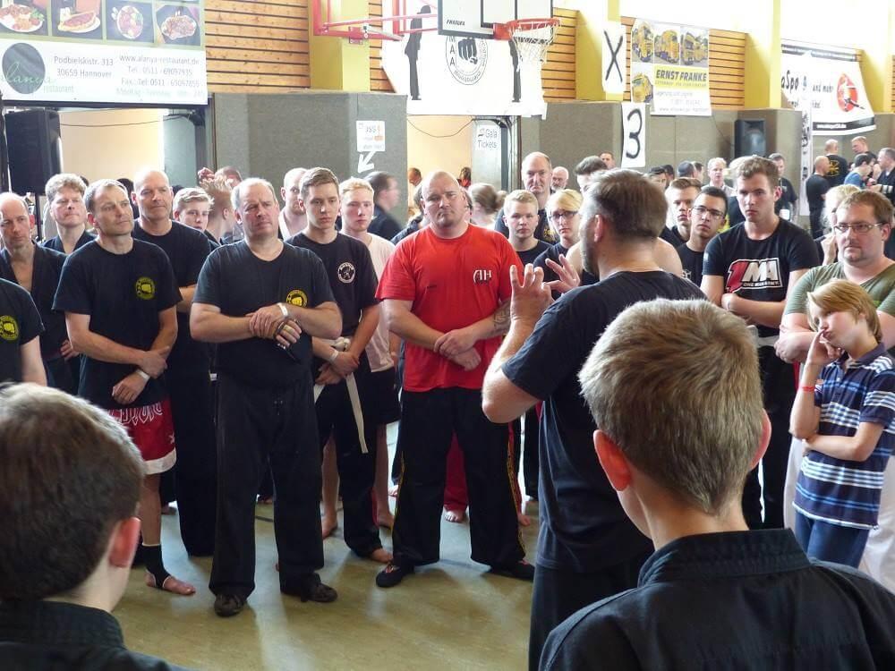 Martial Arts Day