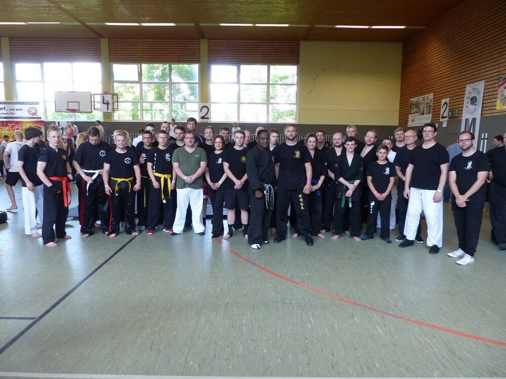 Wing Chun Sifu Michael Kostyniuk