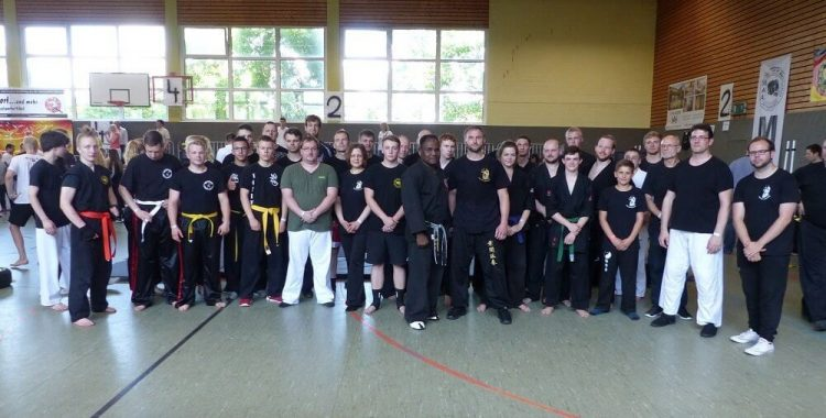 Martial Arts Day 2016 Michael Kostyniuk