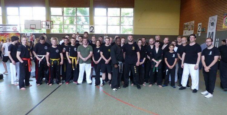Martial Arts Day 2016 Michael Kostyniuk