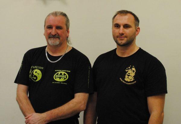 Trevor Jefferson Wing Chun Seminar November 2016