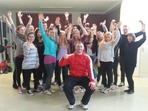 Selbstverteidigung für Frauen in Hannover